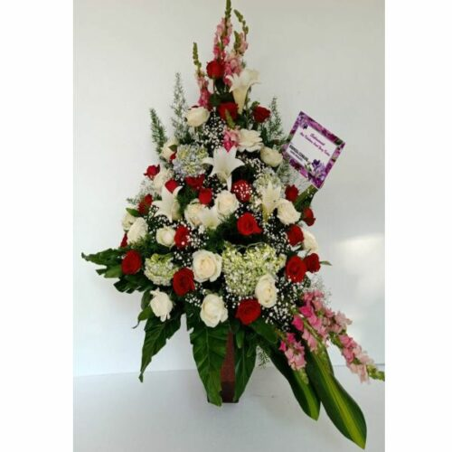 table bouquet istimewa
