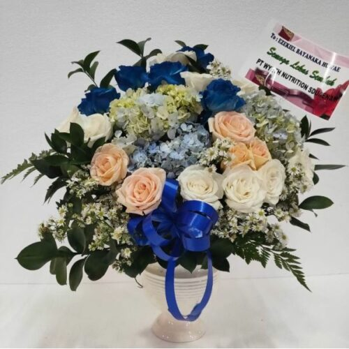 table bouquet murah