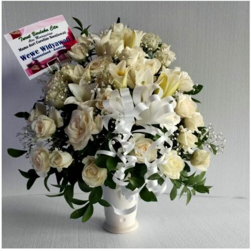 table bouquet spesial